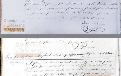 El primer Emilio Botín en el Archivo