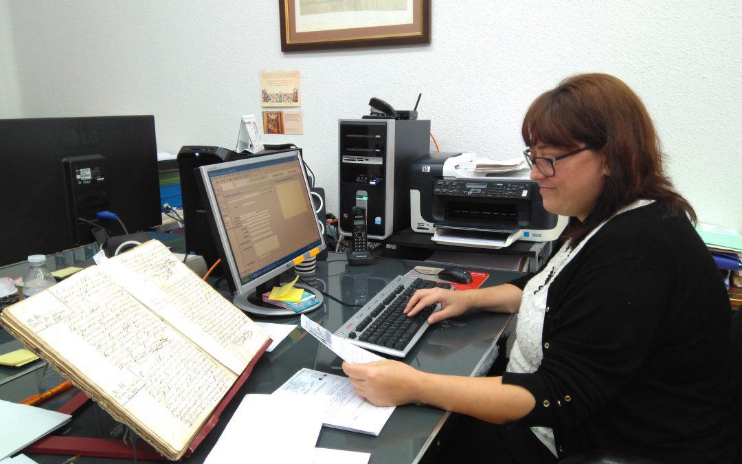 Nuevo alumna de prácticas del CIESE-Comillas